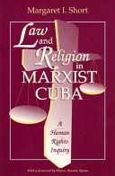 Law and Religion in Marxist Cuba