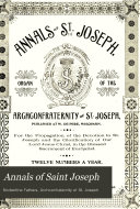 Annals of Saint Joseph