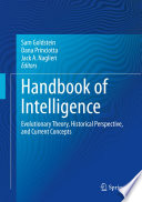 Handbook Of Intelligence Book PDF