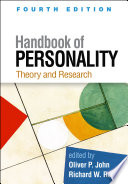 Handbook of Personality  Fourth Edition