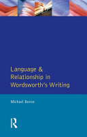 Language and Relationship in Wordsworth s Writing