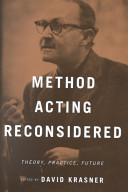 Method Acting Reconsidered