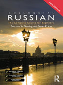 Colloquial Russian (eBook And MP3 Pack)