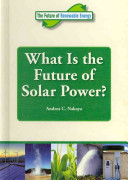 What Is The Future Of Solar Power  Book PDF