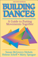 Building Dances  123 lesson cards