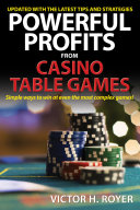 Powerful Profits From Casino Table Games ebook