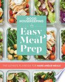 Good Housekeeping Easy Meal Prep Book PDF