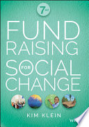 """Fundraising for Social Change"" by Kim Klein"