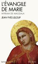 Pdf L'Évangile de Marie