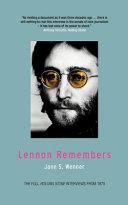 Lennon Remembers