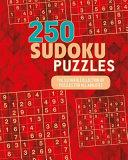 250 Sudoku Puzzles