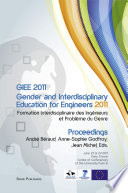GIEE 2011  Gender and Interdisciplinary Education for Engineers