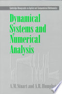 Dynamical Systems And Numerical Analysis Book PDF