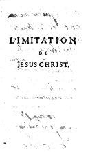 L' Imitation de Jesus-Christ