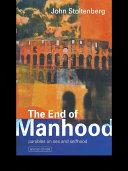 Pdf The End of Manhood