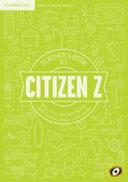 Citizen Z B1 Teacher S Book