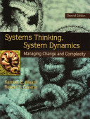 Systems Thinking  System Dynamics Book