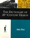 Dictionary of 20th-century Design