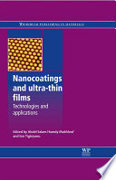 Nanocoatings and Ultra Thin Films