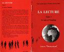Pdf La lecture Telecharger