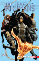 Uncanny Inhumans Vol. 1 Pdf/ePub eBook