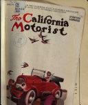 The California Motorist ebook