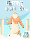 Fantasy Coloring Book for Adults