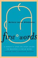 First Words Pdf/ePub eBook