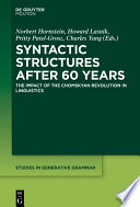 Syntactic Structures after 60 Years