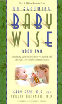 On Becoming Baby Wise Book Two PDF