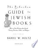 The Schocken Guide to Jewish Books