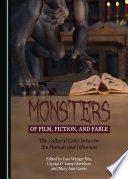 Monsters of Film  Fiction  and Fable