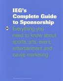IEG s complete guide to sponsorship