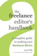 The Freelance Editor s Handbook