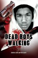 Pdf Dead Boys Walking Telecharger