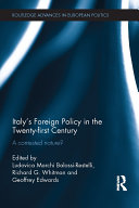 Italy's Foreign Policy in the Twenty-first Century