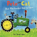 Pete The Cat Old Macdonald Had A Farm