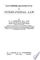 Documents Illustrative of International Law