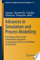Advances in Simulation and Process Modelling