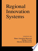Regional Innovation Systems