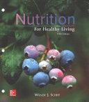 Loose Leaf for Nutrition for Healthy Living Book
