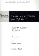 Missa O Magnum Mysterium