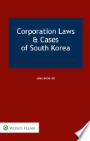 Corporation Laws   Cases of South Korea