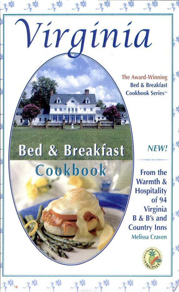 Virginia Bed & Breakfast Cookbook