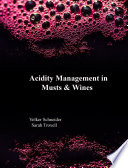 Acidity Management In Musts Wines Book PDF