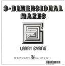 3-dimensional mazes