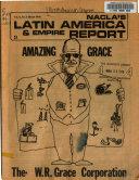 NACLA s Latin America   Empire Report Book