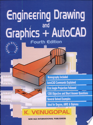 Engineering+Drawing+And+Graphics+%2B+Autocad