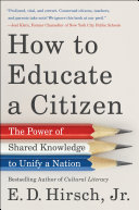 How to Educate a Citizen Pdf/ePub eBook