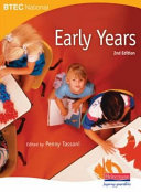 BTEC National Early Years